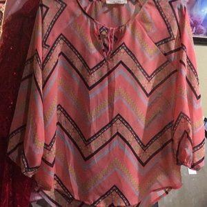 Junior blouse